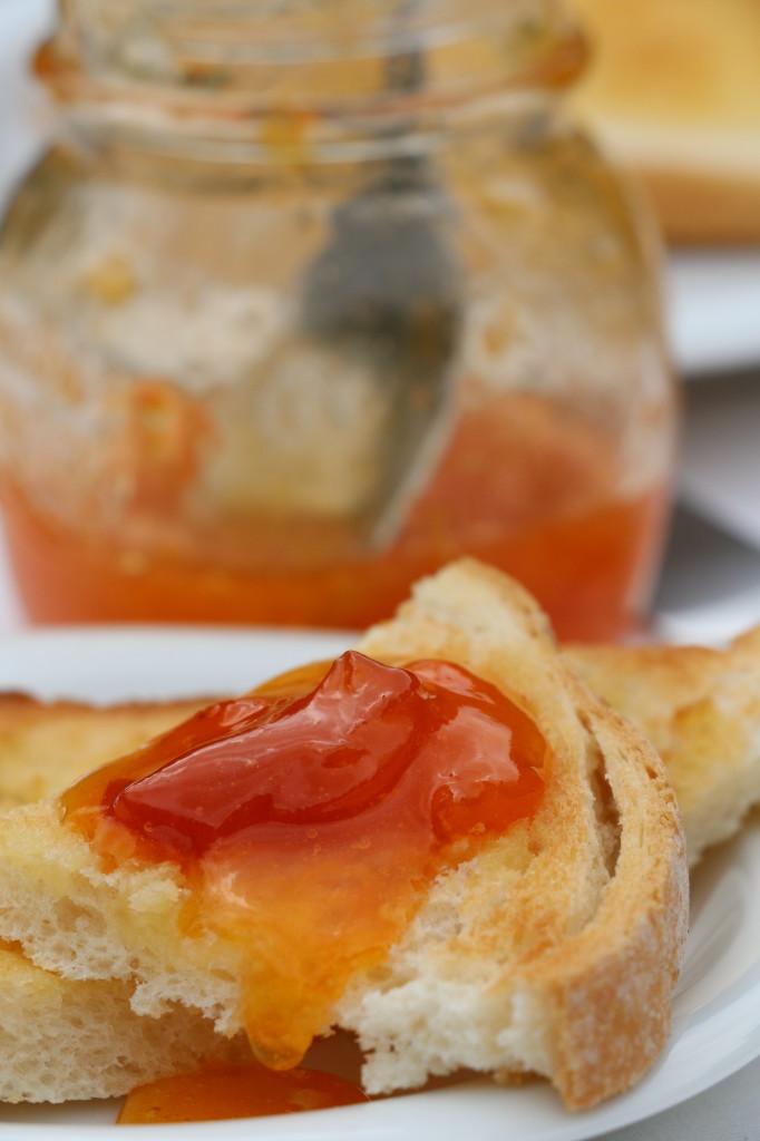 Les abricots de Montpellier