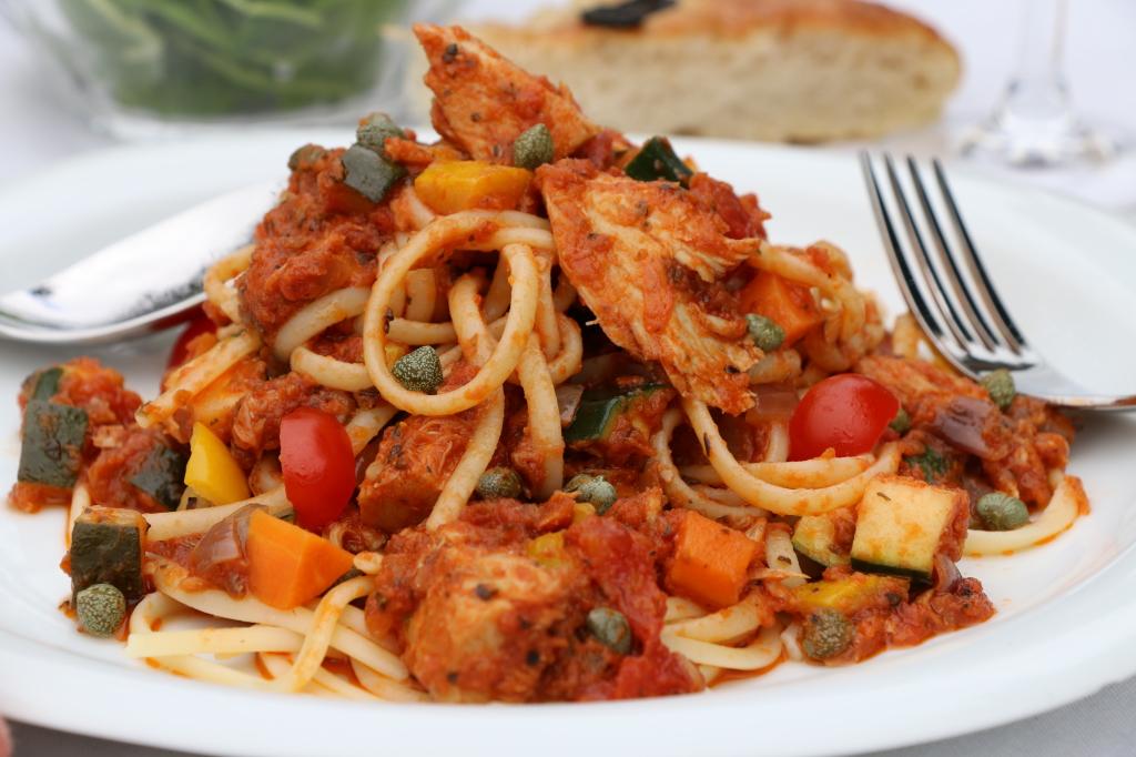 maybe best tuna pasta