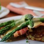 Asparagus now!