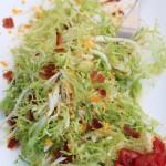 Mimosa salad, crunch crunch
