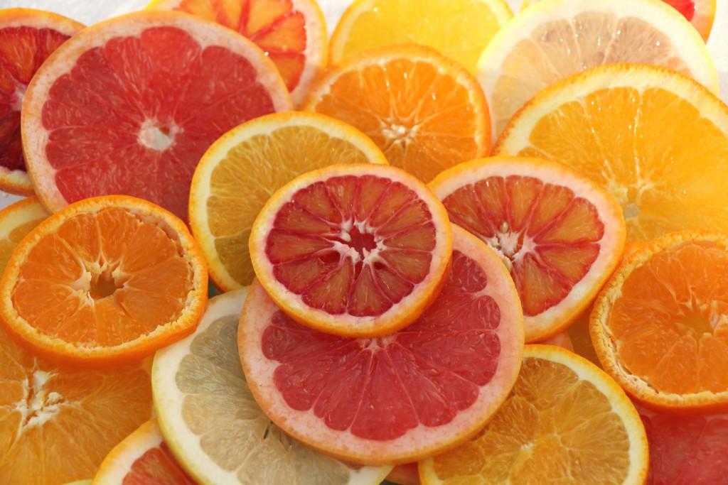 platter of citrus CN