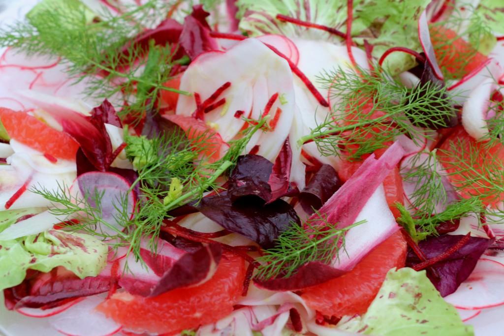 Crumbsonthetable Valentines Salad