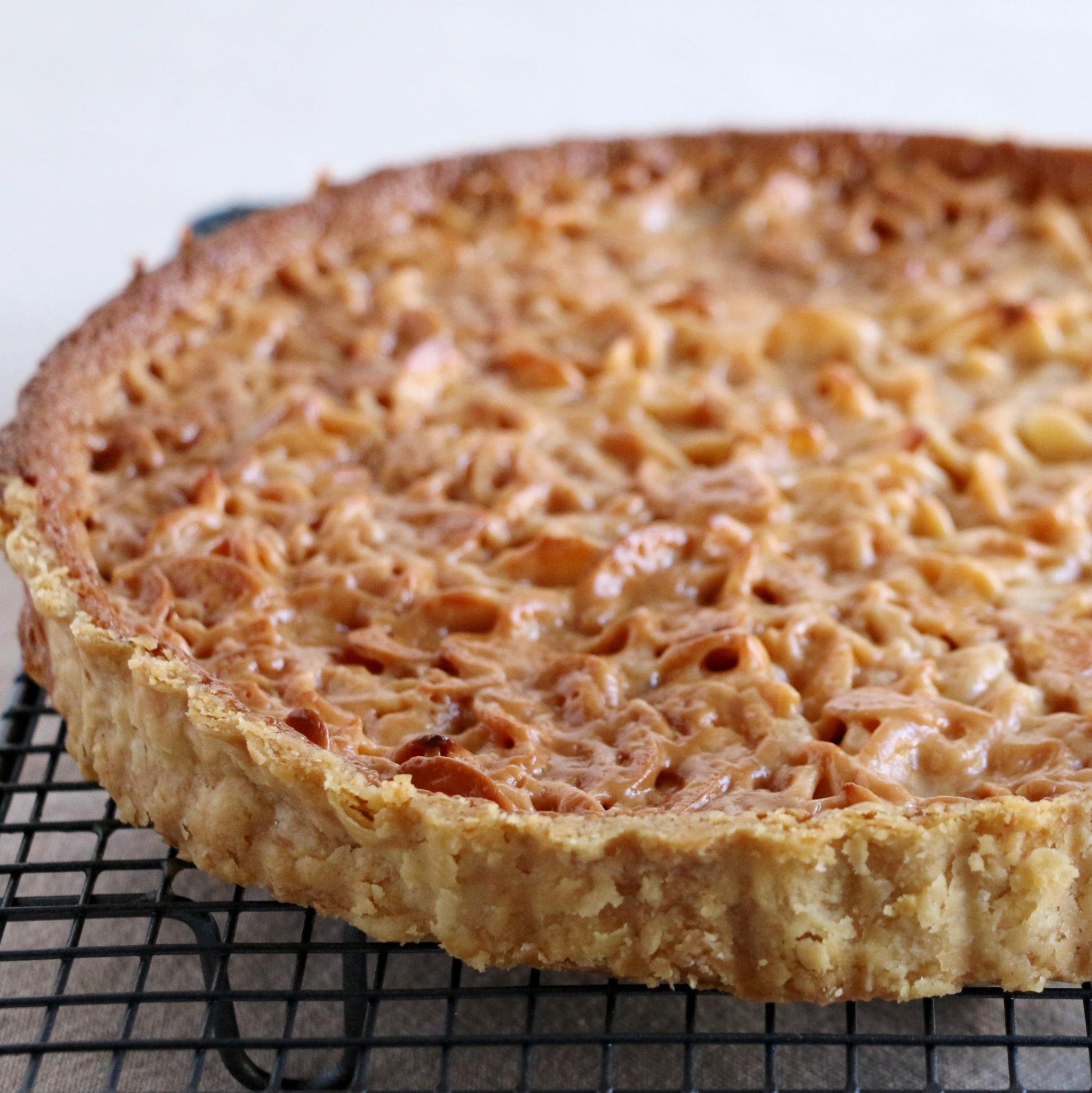 Lindsey Shere's Legendary Almond Tart Recipe — Dishmaps
