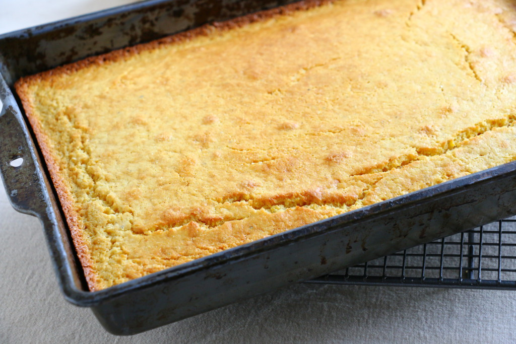 cornbread-fresh-out-of-the-oven