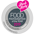 Pink Lady Food Photographer of the year 2019 - Highly Commended